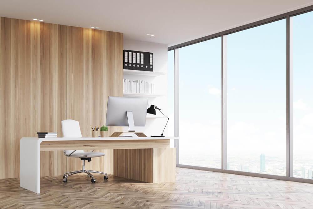 Современная мебель для кабинета руководителя
